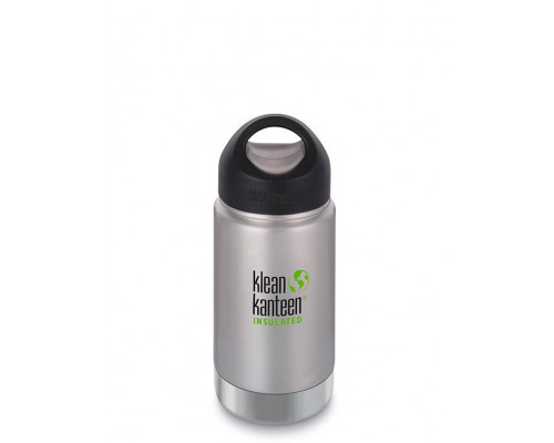 Термобутылка Klean Kanteen Wide 355 мл Brushed Stainless