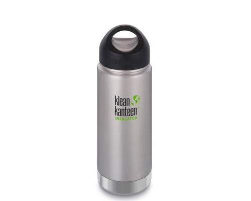 Термобутылка Klean Kanteen Wide 473 мл Brushed Stainless
