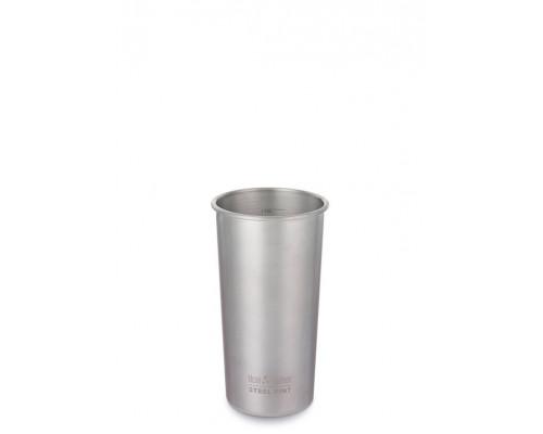 Стакан многоразовый Klean Kanteen Steel Cup 591мл
