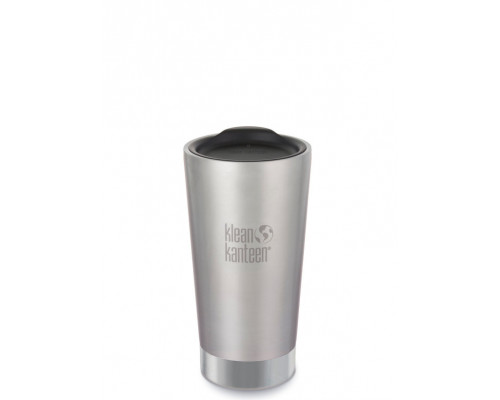 Термостакан  Klean Kanteen Insulated Tumbler 592мл Brushed Stainless