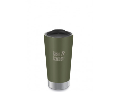 Вакуумный термостакан из нержавеющей стали с крышкой Klean Kanteen Insulated Tumbler 473мл Fresh Pine