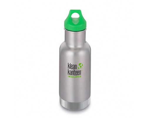 Термобутылка Klean Kanteen KID 355 мл - Brushed Stainless