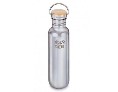 Стальная бутылка для воды Klean Kanteen Reflect Brushed Stainless 800мл