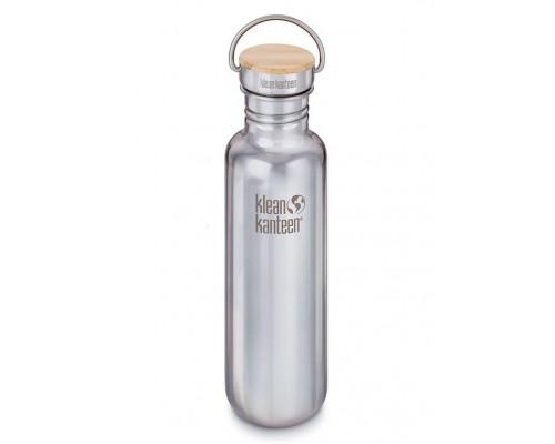 Стальная бутылка для воды Klean Kanteen Reflect Brushed 800мл