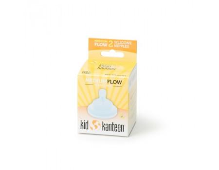 Соска Klean Kanteen - medium flow (2 шт.)