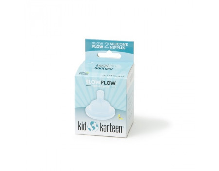 Соска Klean Kanteen - slow flow (2 шт.)