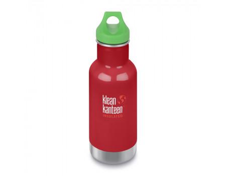 Термобутылка детская Klean Kanteen KID 355 мл - Mineral Red
