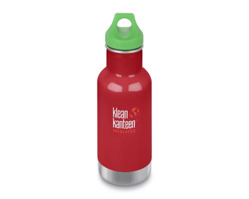Термобутылка Klean Kanteen KID 355 мл - Mineral Red