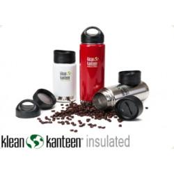 Термосы, термокружки, термобутылки Klean Kanteen из нержавеющей стали с вакуумной изоляцией