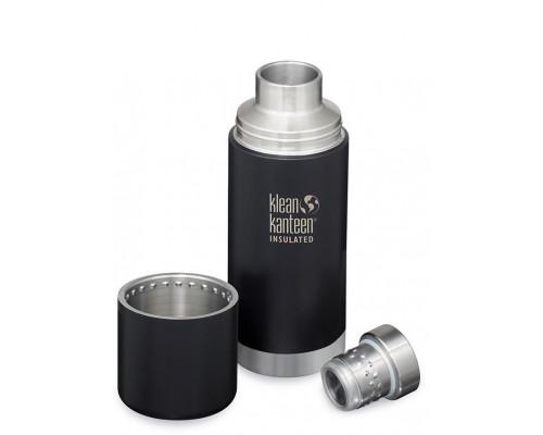Термос Klean Kanteen Insulated TKPRO Shale Black 0.75л