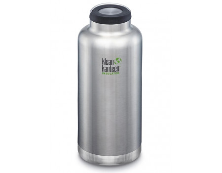 Термос Klean Kanteen Insulated TKWide Brushed Stainless 1900мл