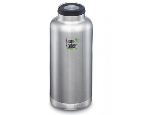 Термобутылка Klean Kanteen Insulated TKWide Brushed Stainless 1900мл