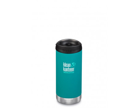 Термос Klean Kanteen Insulated TKWide Emerald Bay 355мл