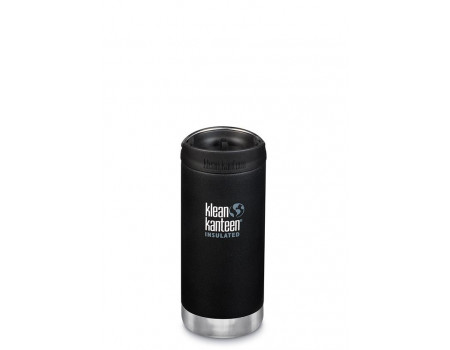 Термос Klean Kanteen Insulated TKWide Shale Black 355мл
