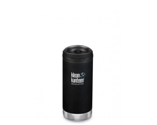 Термокружка Klean Kanteen Insulated TKWide Shale Black 355мл