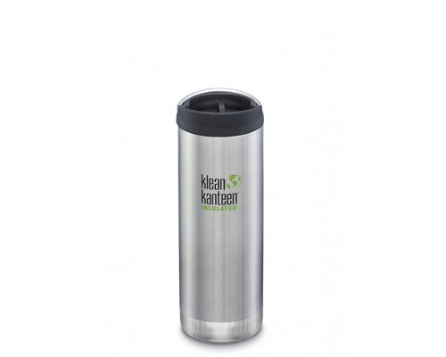Термокружка Klean Kanteen Insulated TKWide Brushed Stainless 473мл