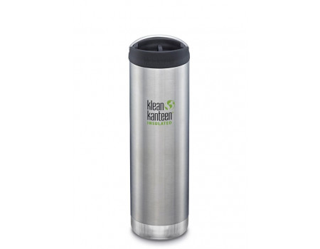 Термос Klean Kanteen Insulated TKWide Brushed Stainless 592мл