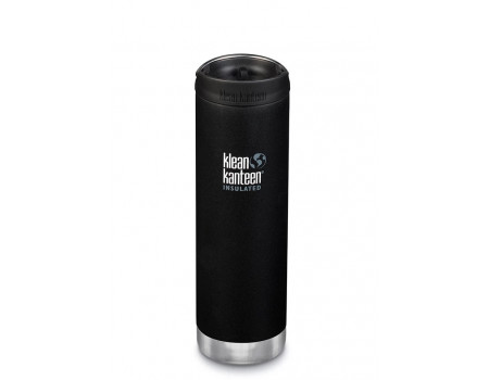 Термос Klean Kanteen Insulated TKWide Shale Black 592мл