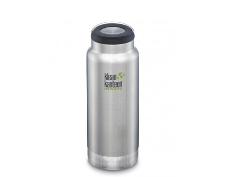 Термос Klean Kanteen Insulated TKWide Brushed Stainless 946мл