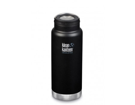 Термос Klean Kanteen Insulated TKWide Shale Black 946мл
