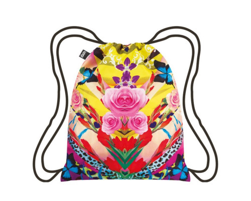 LOQI BACKPACK - SHINPEI NAITO Flower Dream