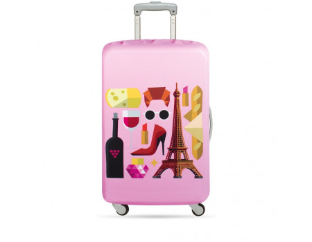 LOQI LUGGAGE COVER M - HEY Paris