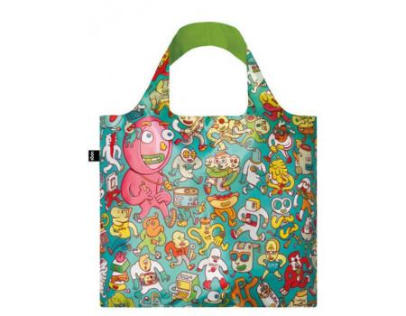 Многоразовая сумка LOQI FASHION - Brosmind Folks