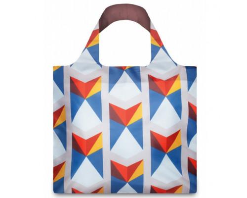 Loqi Fashion - Geometric Triangles