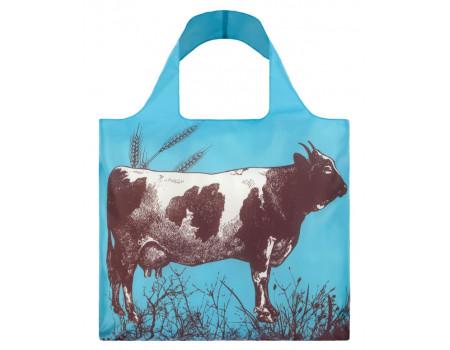 Многоразовая сумка LOQI Cow