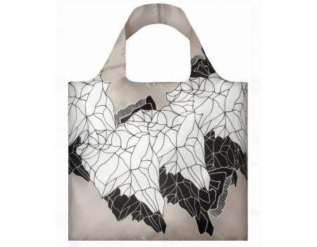 Многоразовая сумка LOQI FASHION - Pen Art Mountain