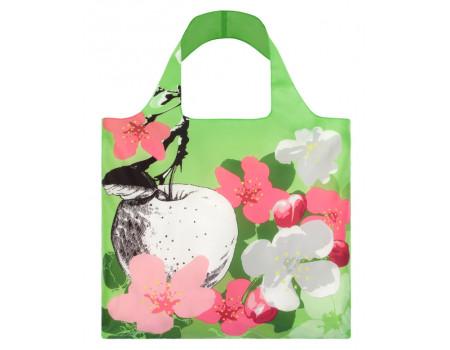 Многоразовая сумка LOQI Prima Blossom