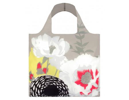 Многоразовая сумка LOQI Prima Dahlia