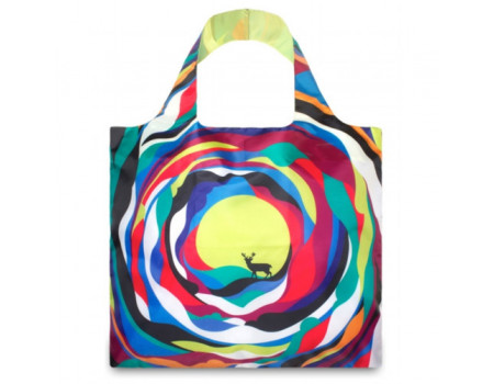 Многоразовая сумка LOQI Psychedelic